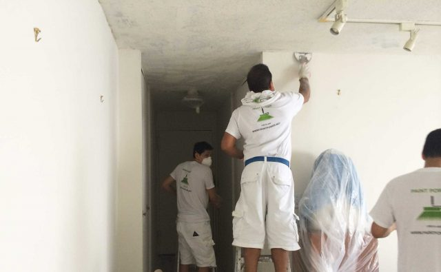 popcorn-ceiling-removal