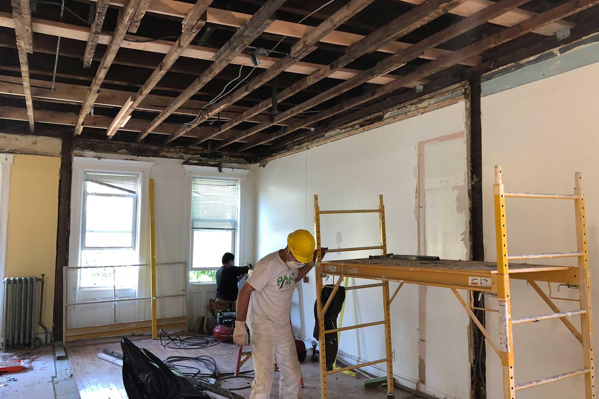 Flooring & Ceiling