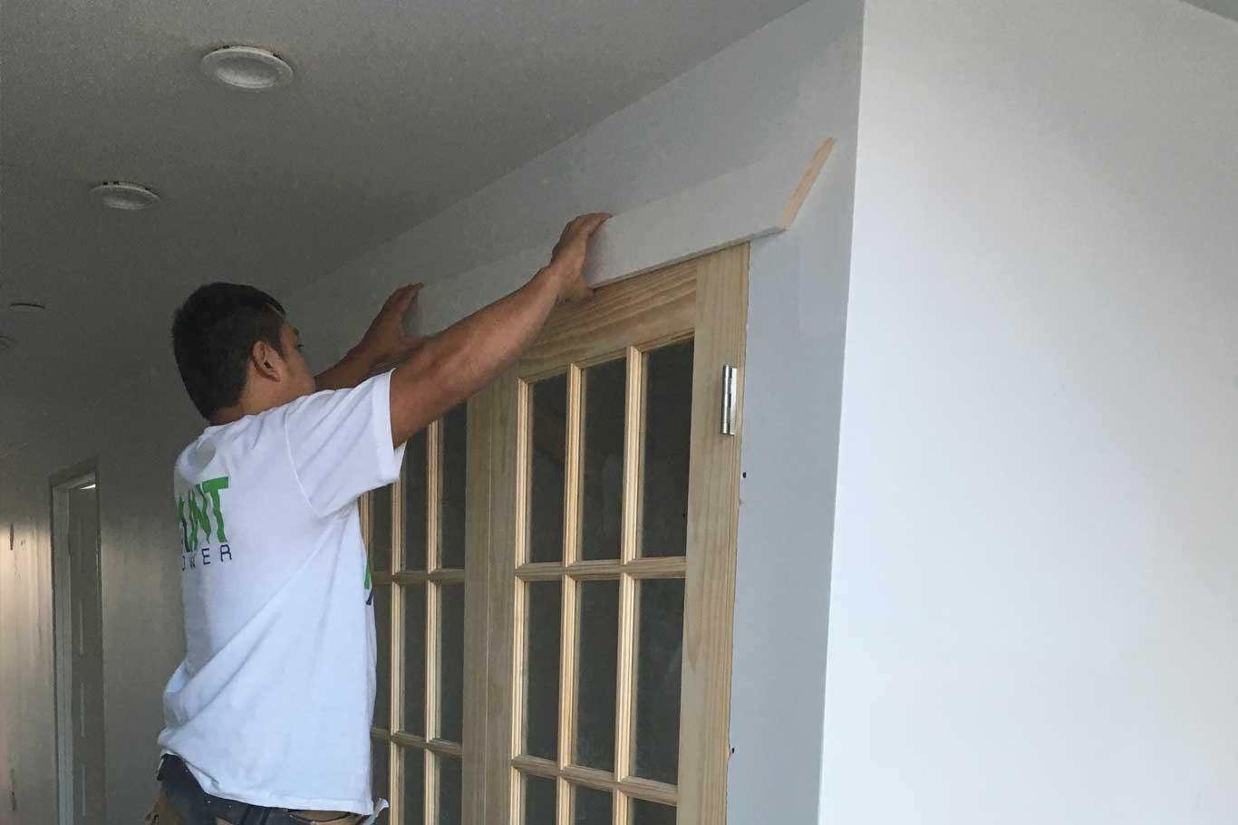 molding-door