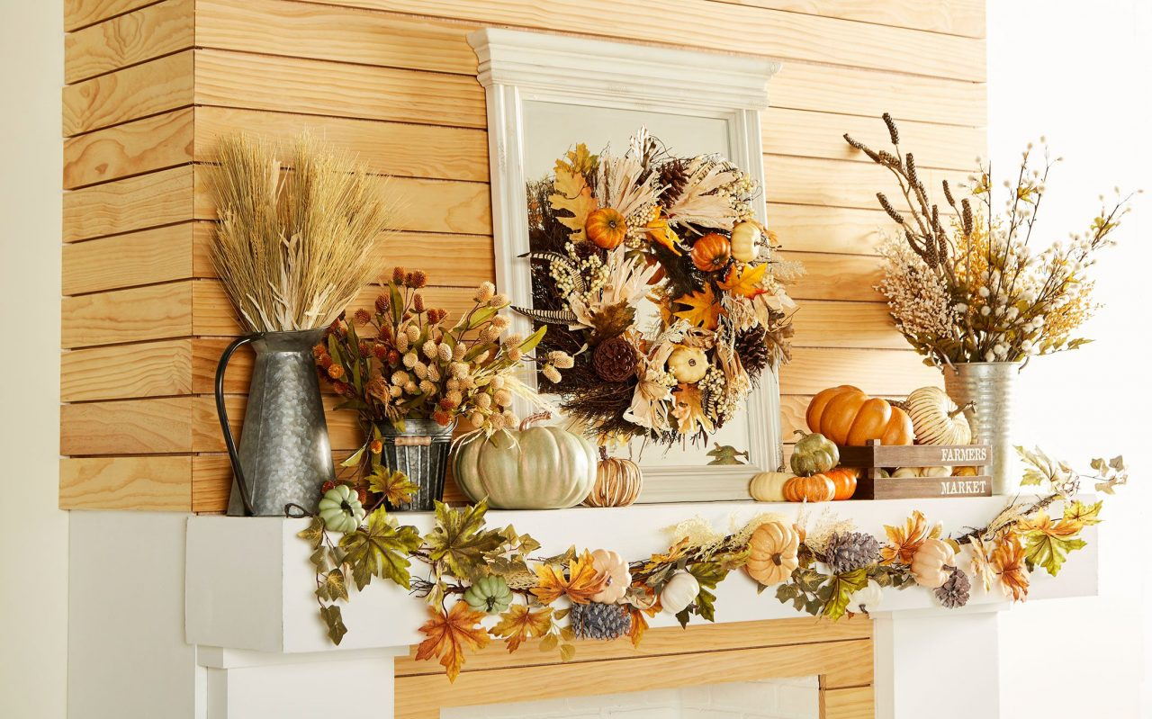 Diy Fall Home Decor Ideas 2018: Stunning Fall Wreaths Your Front Door Needs